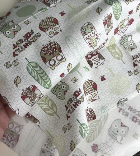 Набор из 5 тканей (50х50 см)