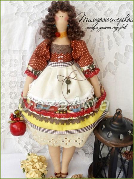 Кукла-Тильда Вероника 37 см