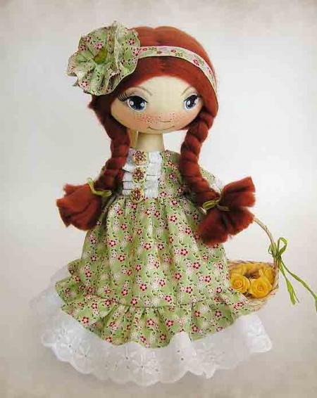 Коллекционная кукла Юлианна