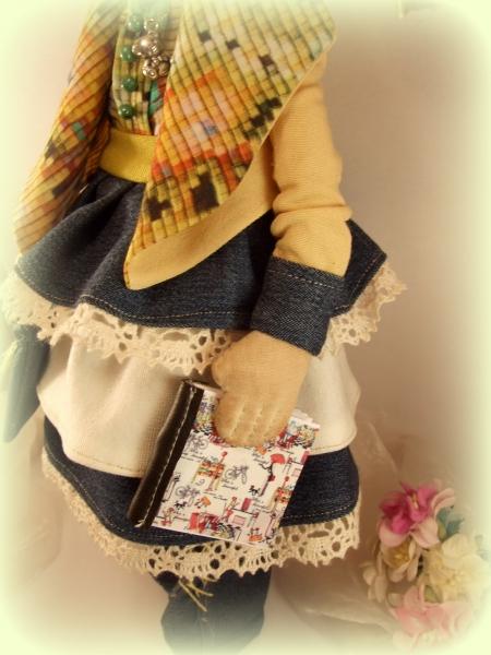 Кукла Дженни  35 см