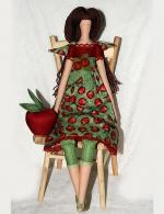 Яблочный ангел Анника