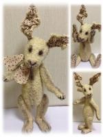 Сказочный кролик Питер 30см