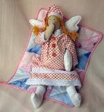 Сплюшка Рут с одеялом