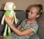 Кукла Ингрид