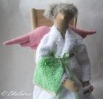 Банный ангел (для душа и души)