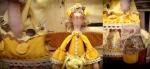 Медовая тильда-ангел Мая 45 см