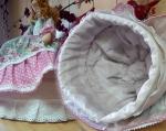Тильда-грелка на чайник Анюта 40 см