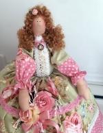 Тильда-грелка на чайник Алиса 40 см
