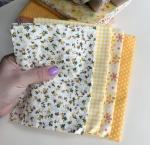 Набор из 7 тканей (50см х 50см)