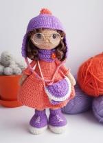 Куколка Мария 30 см