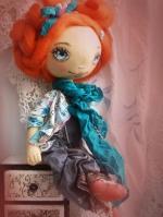 Кукла Фея изумрудной реки 38 см