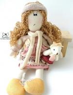 Оригинальная кукла Пуговка