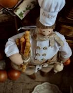 Пекарь из прованса Базиль 30 см