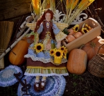 Тильда-ангел Аурэлия 47 см