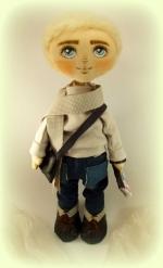 Кукла Брэд 35 см