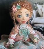Коллекционная кукла Жанетт 40 см