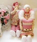 Семья сонных ангелов - Дикая роза