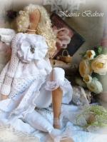 Тильда Ангел-хранитель Аглая 54 см