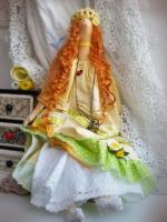 Тильда Светлана - солнечная девочка 48 см