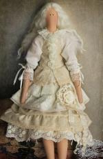 Тильда-ангел Белинда 45см